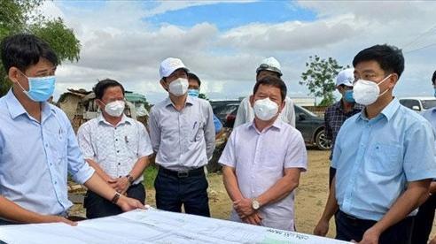 Quảng Ngãi yêu cầu thanh tra toàn diện dự án thi công chậm