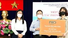 FWD Việt Nam góp hơn 1 triệu USD cho hoạt động phòng chống dịch Covid-19
