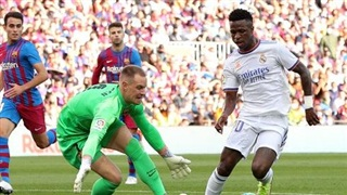 'El Clasico' nhạt nhòa, Barcelona gục ngã trước Real Madrid
