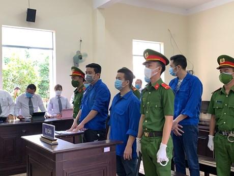 Xét xử Trương Châu Hữu Danh và các thành viên nhóm 'Báo Sạch'