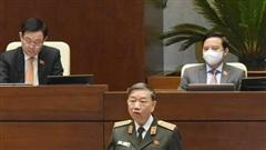 Bộ trưởng Bộ Công an Tô Lâm: Cảnh sát cơ động ngăn chặn phương tiện bay không người lái là cần thiết