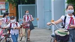 23 tỉnh, thành đã cho học sinh đi học trực tiếp