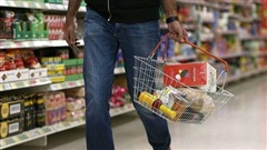 Người Anh lo lắng không đủ thực phẩm cho Giáng sinh