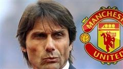 Lý do MU gạch tên Conte thay Mourinho hồi 2018