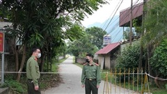 Hà Giang xuất hiện 1 ca Covid-19 trong cộng đồng