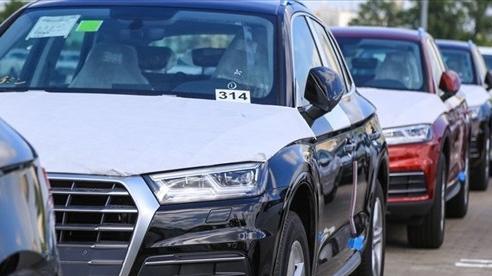 Các nhà nhập khẩu ô tô cũng muốn được giảm 50% lệ phí trước bạ