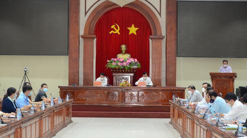 UBND tỉnh Tiền Giang đối thoại với các doanh nghiệp 'cầu cứu' Chính phủ
