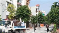 Thành phố Nam Định khẩn trương ứng phó chùm ca Covid-19 mới