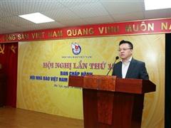 Nhà báo Lê Quốc Minh giữ chức Chủ tịch Hội Nhà báo Việt Nam