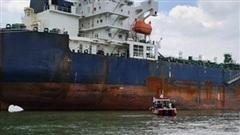 Tìm thấy thi thể nạn nhân vụ chìm sà lan ở huyện Cần Giờ