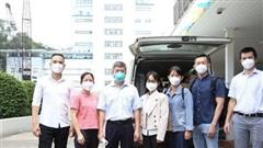 Bệnh viện Chợ Rẫy hỗ trợ tỉnh ĐắK Lắk chống dịch