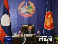 ASEAN: Thủ tướng Lào đề nghị giương cao ngọn cờ đoàn kết nội khối