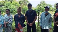 Xử phạt hành chính 6 đối tượng xuất cảnh trái phép sang Campuchia