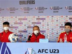 HLV Park Hang-seo nói gì trước trận ra quân của U23 Việt Nam?