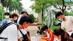 Trường đại học đã sẵn sàng đón sinh viên