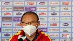 Huấn luyện viên Park Hang-seo: Hãy tin tưởng và động viên các cầu thủ U23 Việt Nam