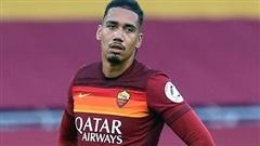 Liên tục chấn thương,Smalling sắp bị HLV Mourinho loại khỏi AS Roma?