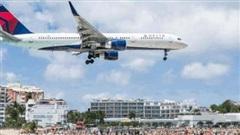 Cận cảnh những đường băng sân bay đáng sợ nhất thế giới