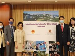 Hong Kong: Đại học CUHK công bố học bổng riêng cho học sinh Việt Nam