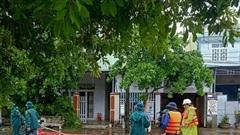 Hỗ trợ người dân Quảng Nam và Quảng Ngãi bị ảnh hưởng bởi mưa lũ