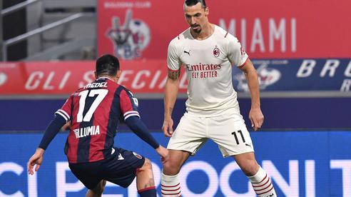 AC Milan hồi sinh cùng lão tướng Ibrahimovic