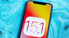 iOS 15.1 chính thức ra mắt với nhiều tính năng được mong chờ