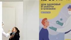 Covid-19 ở Nga: Kỷ lục buồn, xét nghiệm nhanh cho kết quả âm tính giả, điều mới cần biết