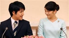 Vượt qua mọi tranh cãi, công chúa Nhật kết hôn với thường dân