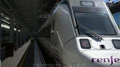 Công ty đường sắt Tây Ban Nha muốn mở dịch vụ tàu cao tốc giữa Paris và London
