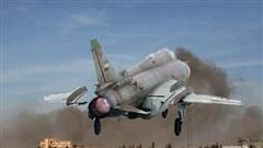 Nga giúp Su-22 Syria có thể đánh đất như tiêm kích mới