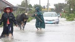 Phú Yên: Tiếp tục ứng phó vơi thiên tai trong mùa mưa bão