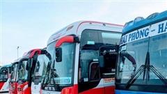 Hoạt động vận tải hành khách từ Hải Phòng đến nhiều tỉnh, thành phố được khôi phục trở lại