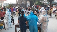 Bắc Giang: Tạm thời áp dụng xét nghiệm và cách ly đối với người về từ Hà Nội
