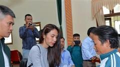 Huyện Thanh Chương khẳng định phối hợp bài bản với đoàn từ thiện Thủy Tiên