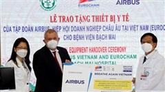 Airbus tặng máy thở hỗ trợ bệnh nhân Covid-19 tại Việt Nam