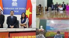 Ấn Độ ký với 8 tỉnh Việt Nam triển khai các dự án tác động nhanh