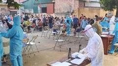 Thêm 15 F0, Bắc Giang yêu cầu khẩn trương xét nghiệm Covid-19 cho 100% công nhân