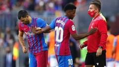 Barca nhận cú sốc, Ansu Fati lại chấn thương chưa hẹn ngày trở lại