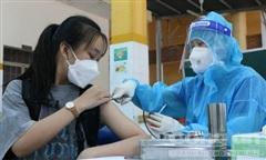 Ngày 28/10 TPHCM đồng loạt tiêm vắc xin ngừa Covid-19 cho trẻ ở các quận/huyện