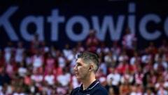 Bị sa thải bất ngờ, HLV đội tuyển bóng chuyền Serbia nói lời bức xúc