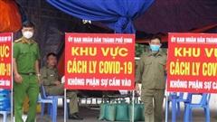 Sáng ngày 27/10, Nghệ An thêm 21 ca mắc, có 4 ca cộng đồng ở TP Vinh