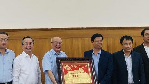 TPHCM cảm ơn chính quyền, nhân dân Thừa Thiên – Huế đã hỗ trợ chống dịch Covid-19