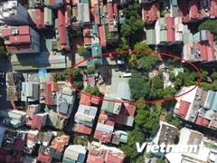 Hà Nội: Nhức nhối nạn 'xẻ thịt' không gian xanh kinh doanh trái phép