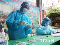 Phú Thọ ghi nhận thêm 18 ca dương tính với virus SARS-CoV-2