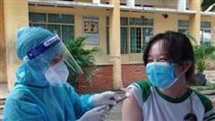TP Hồ Chí Minh tiêm vaccine phòng Covid-19 cho trẻ từ 12 đến 17 tuổi