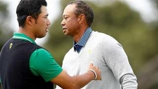 Matsuyama: Bước chuyển mình nhờ Tiger Woods