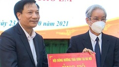 Cán bộ, giáo viên tỉnh Thái Bình ủng hộ 3,8 tỷ đồng cho Chương trình 'Máy tính cho em'