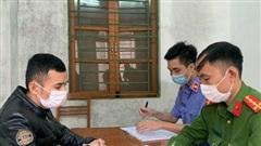 Khởi tố đối tượng chống người thi hành công vụ ở Ninh Bình