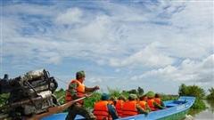 Quyết liệt ngăn chặn nạn buôn lậu trong mùa nước nổi