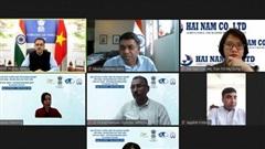 Tăng hợp tác trong lĩnh vực thủy sản cho doanh nghiệp Ấn Độ - Việt Nam